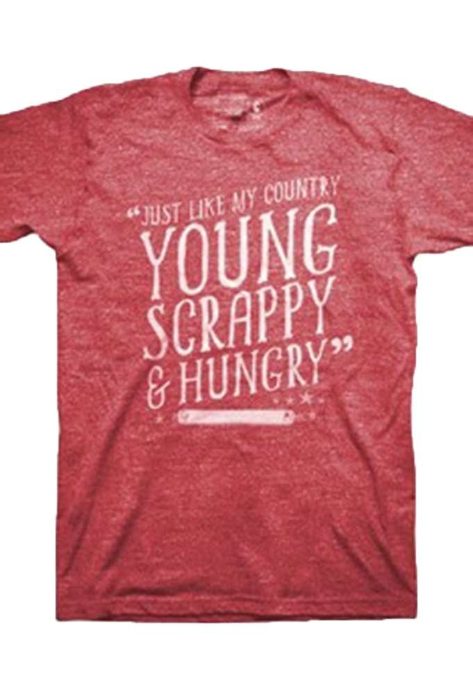 Hamilton Musical Young Scrappy Hungry Clothing Hamilton Hamilton Sweater Hamilton Show Aesthetic Clothing Comfy Sweatshirt Cool Tee YP3045