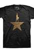 Hamilton the Broadway Musical - Gold Star Show Tee