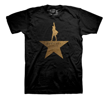 Shop By Show | Hamilton The Musical