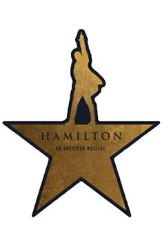 Hamilton the Broadway Musical - Magnet