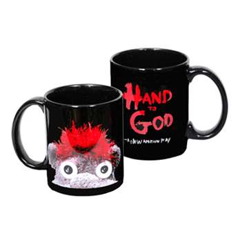 Hand to God the Broadway Play - Logo Coffee Mug