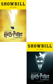 Harry Potter and the Cursed Child, Parts One and Two New Edition Playbills