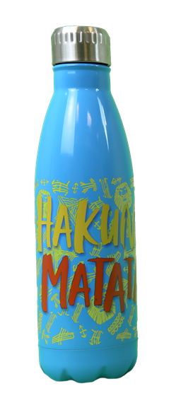 LION KING HAKUNA MATATA WATER BOTTLE