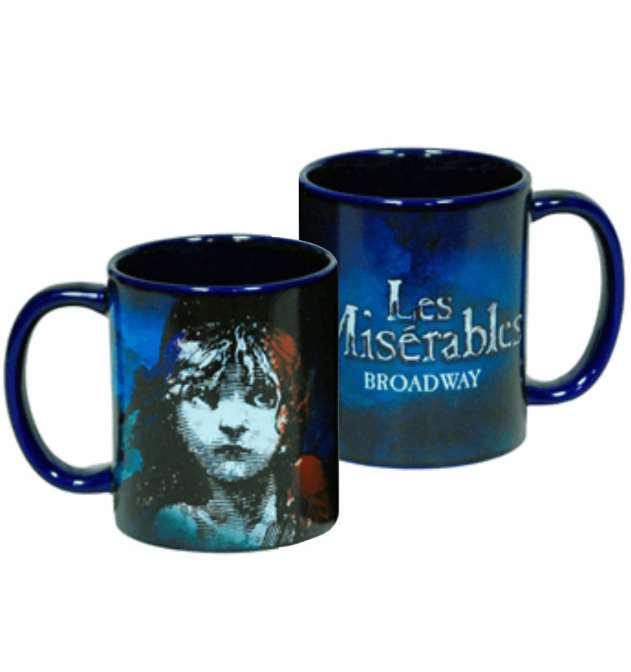 Resultado de imagen de les miserables mug