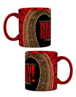 Moulin Rouge! the Broadway Musical - Coffee Mug