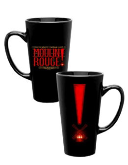 Moulin Rouge! the Broadway Musical - Latte Mug