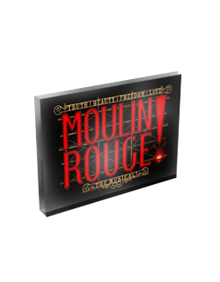 Moulin Rouge! the Broadway Musical - Magnet