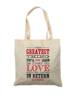 Moulin Rouge! the Broadway Musical - Tote Bag