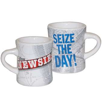 Newsies the Musical - Logo Coffee Mug
