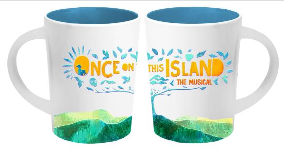 Once On This Island Mug