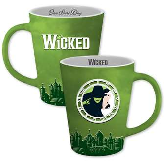 One Short Day Wicked Mug