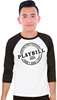 Playbill 1884 Raglan T-shirt