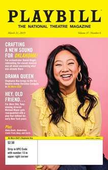 Playbill Magazine  Subscription - 2 years: 24 issues  (USA Only)