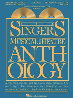 Singers Musical Theatre Anthology: Mezzo-Soprano/Belt Voice- Volume 5, with Piano Accompaniment CDs