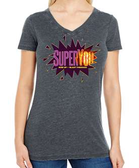 SuperYou Musical Ladies Tee