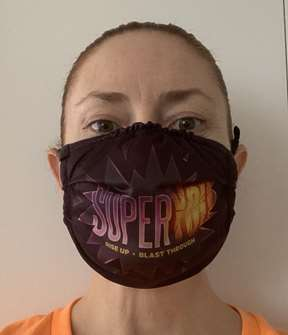 SuperYou Musical Fashion Mask