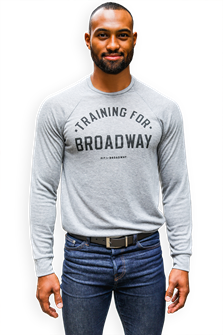 TRAINING FOR BROADWAY Pullover