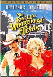 The Best Little Whorehouse in Texas - DVD