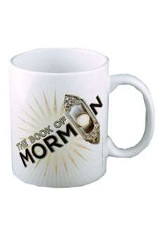 The Book of Mormon the Broadway Musical -  Logo Coffee Mug