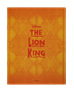 The Lion King the Broadway Musical - Journal - LKJOURNAL
