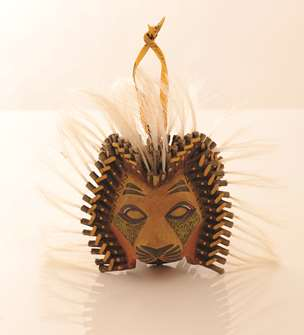 The Lion King the Broadway Musical - Special Edition Simba Ornament