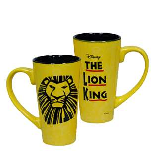 The Lion King the Broadway Musical -  Tall Latte Mug