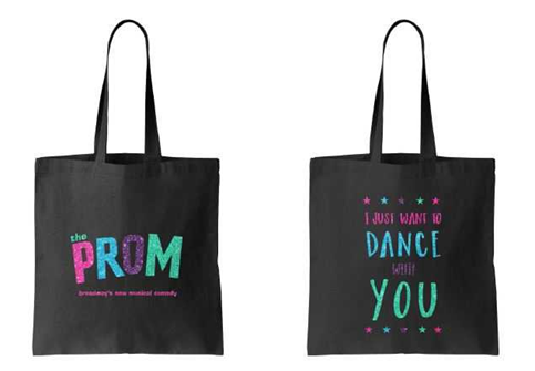 The Prom The Broadway Musical Tote Bag