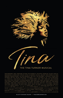 Tina: The Tina Turner Musical Poster