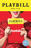 Tootsie Limited Edition Official Opening Night Playbill