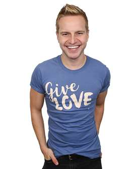 Tyler Mount Give Love T-shirt