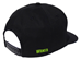 Wicked the Broadway Musical - Defy Gravity Logo Baseball Cap - WLLPP3
