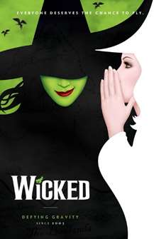 Wicked the Broadway Musical - Souvenir Program