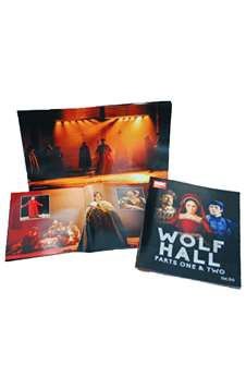 Wolf Hall the Broadway Play - Souvenir Program