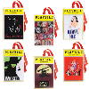 2013 Playbill Ornaments from the Broadway Cares Classic Collection - Set of Six