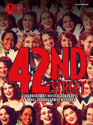 42nd Street Piano/Vocal Selections Songbook