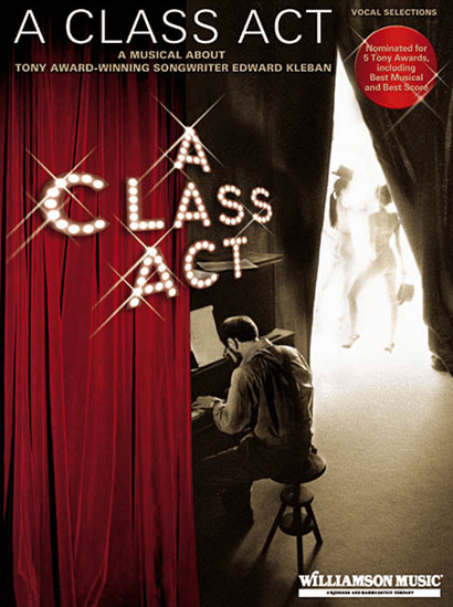 A Class Act Piano/Vocal Selections Songbook
