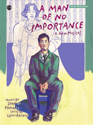 A Man of No Importance Piano/Vocal Selections Songbook