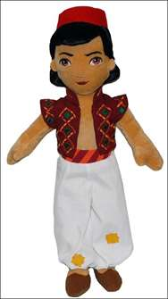 Aladdin the Broadway Musical - Aladdin Plush Doll