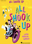 All Shook Up Piano/Vocal Selections Songbook