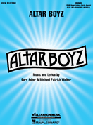 Altar Boyz Piano/Vocal Selections Songbook