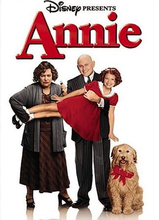 Annie the Musical - Disney%27s  1999 Made for Television Movie DVD