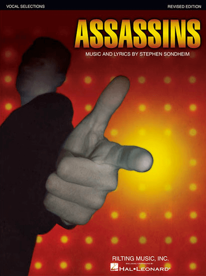 Assassins - Revised Piano/Vocal Selections Songbook