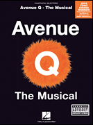 Avenue Q Piano/Vocal Selections Souvenir Edition Songbook