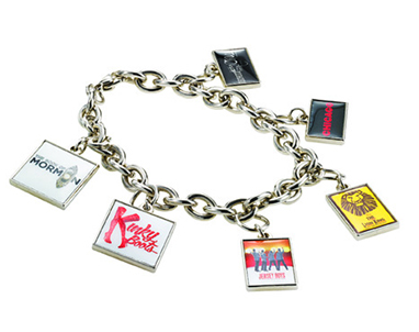 Broadway Cares Collection 2014 Charm Bracelet