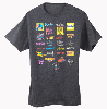 Broadway Cares Collection 2015 T-Shirt