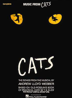 Cats Piano/Vocal Selections Songbook