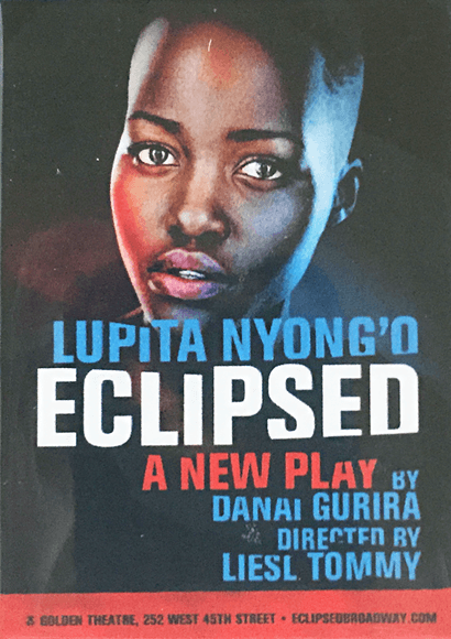 Eclipsed Official Broadway Magnet