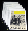 Extra Sleeves for the Universal Playbill Binder - Pack of Six