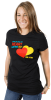 Fun Home the Broadway Musical - Can You Feel My Heart Ladies T-Shirt