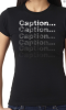 Fun Home the Broadway Musical - Caption Ladies T-Shirt